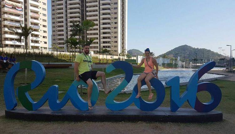 Unsere Athleten in Rio - Nadine in der nächsten Runde