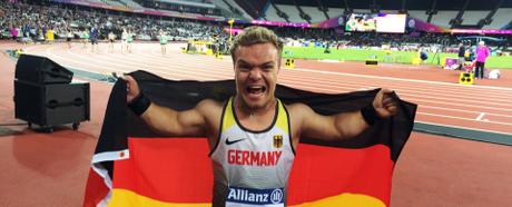 Niko Kappel stößt erneut Weltrekord und wird Weltmeister