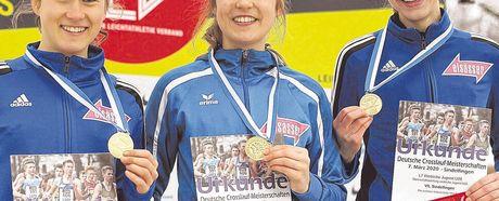 Schwieriger Lauf: Specht gewinnt Bronze