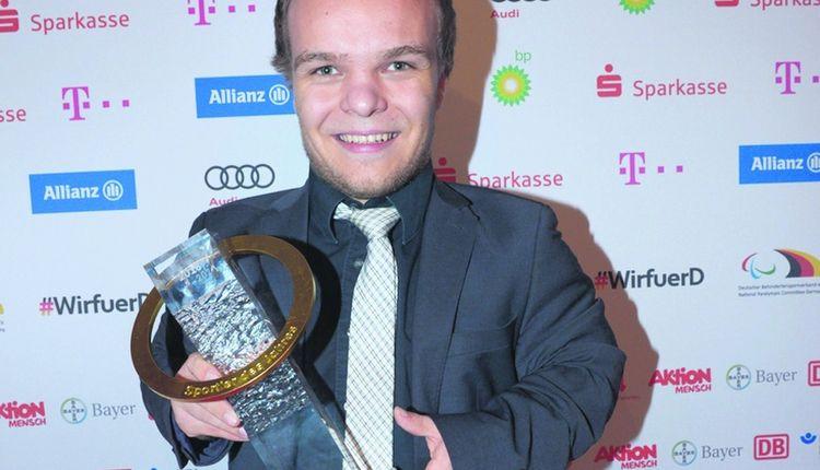 VfL-Athlet Niko Kappel ist Behindertensportler des Jahres