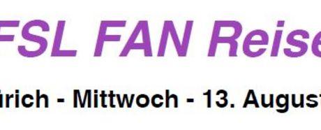 FSL-Fan-Reise nach Zürich