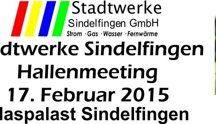 Stadtwerke Sindelfingen Hallenmeeting