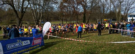 Baden-Württ. Crossmeisterschaften im Badezentrum