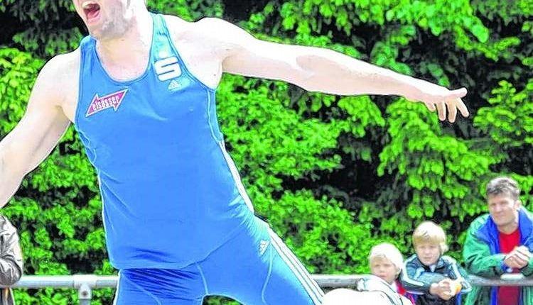 Tobias Dahm: drei Mal über 19 Meter