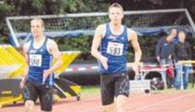 Sindelfinger Leichtathleten überzeugen bei süddeutscher Meisterschaft