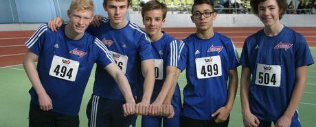 4 Sindelfinger laufen zur Silbermedaille