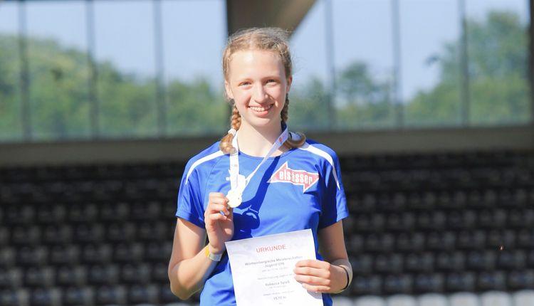 Medaillenflut für Sindelfinger U16