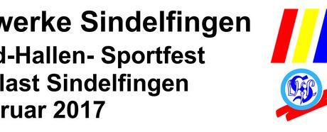 5. Stadtwerke Sindelfingen Nachwuchssportfest am 11.02.