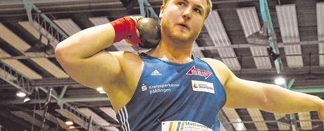 Simon Bayer knackt die 20-Meter-Marke