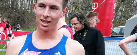 Paul Specht - Deutscher Crossmeister 2019