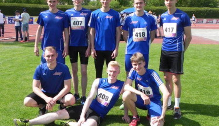 VfL-Jugend-Team erkämpft Platz 5