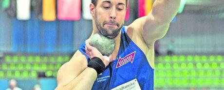 Tobias Dahm darf auf Rio hoffen