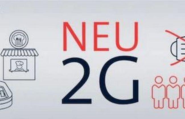 Jubiläumsfest mit der 2G Option