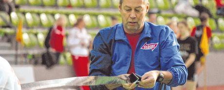Dieter Locher – seit Jahrzehnten eine Bank