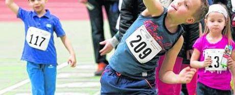 Olympische Spiele im Miniformat