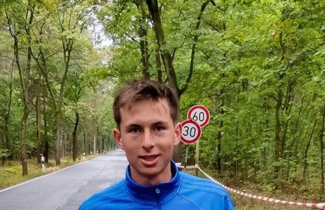 Neuer Württ. Jugendrekord durch Paul Specht in Berlin